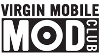 Virgin Mobile Mod Club Tickets