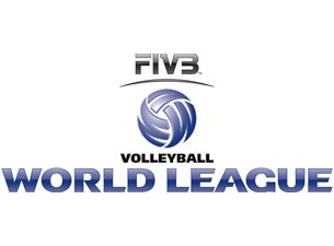 FIVB: Volleyball World League Tickets