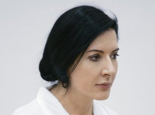Marina Abramovic Tickets