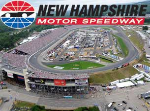 New Hampshire Motor Speedway Races Tickets