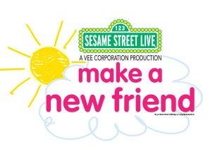 Sesame Street Live: Make A New FriendTickets