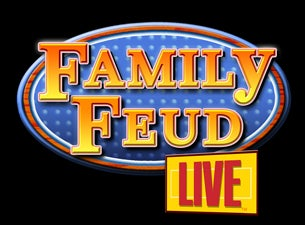 Family Feud - Live Stage Show Tickets