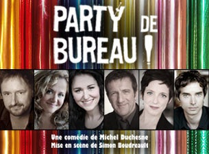 Party De Bureau Tickets