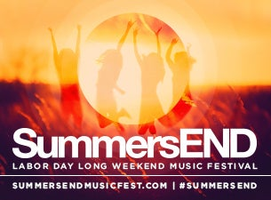 #SummersEND Music Festival Tickets