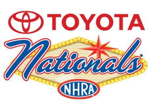 Toyota NHRA Nationals Tickets