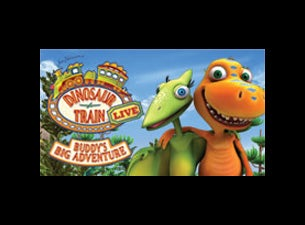 Dinosaur Train Live Tickets