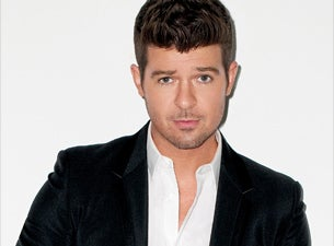 Robin Thicke Tickets