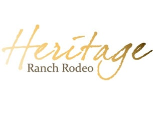 Heritage Ranch Rodeo Tickets
