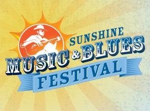 Sunshine Music and Blues FestivalTickets