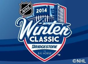 Bridgestone-NHL Winter Classic Tickets