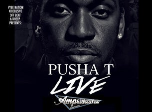 Pusha T Tickets