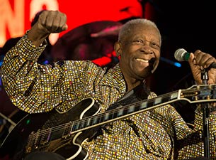 B.B. King Tickets