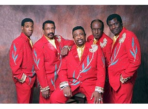 Temptations Review featuring Dennis Edwards Tickets