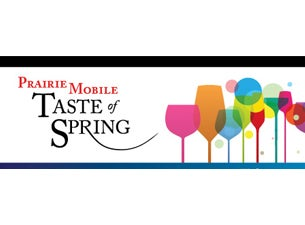 Taste of Spring Tickets