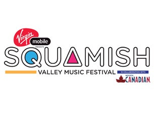 Virgin Mobile Presents Squamish Valley Music Festival Tickets