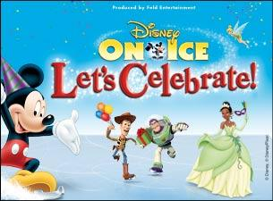 Disney On Ice: Let's Celebrate! Tickets