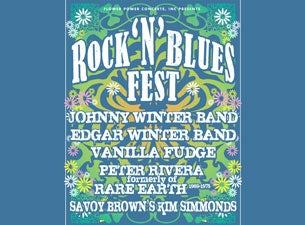 Rock N Blues Fest Tickets