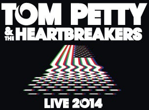 Tom Petty & The Heartbreakers Tickets