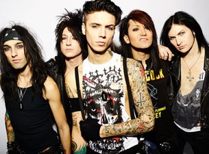 Black Veil Brides Tickets
