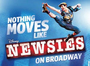 Newsies (NY) Tickets