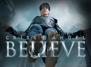 Criss Angel Believe Tickets