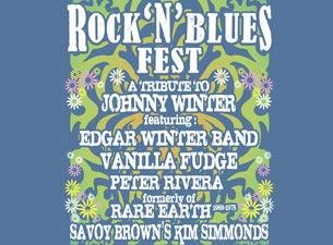 Rock N Blues FestTickets