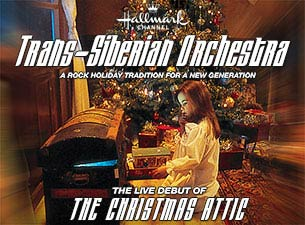 Trans-Siberian OrchestraTickets