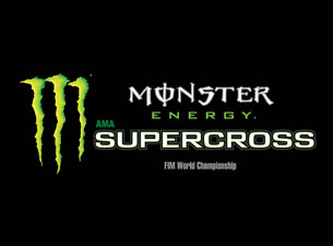 Monster Energy AMA Supercross Tickets