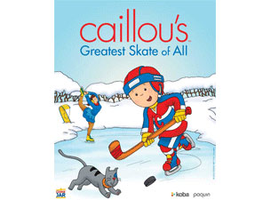 Caillou Tickets