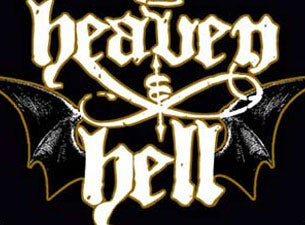 Heaven And Hell Tickets