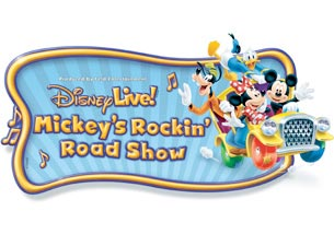 Disney Live! Rockin' Road Show Tickets