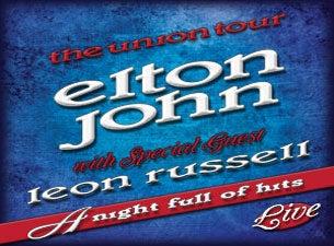 Elton John & Leon RussellTickets