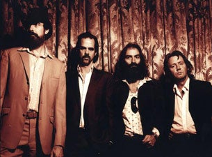 Grinderman Tickets