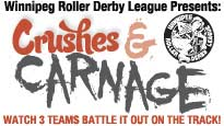 Crushes and Carnage Tickets