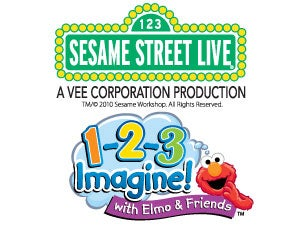 Sesame Street Live : 123 Imagine! with Elmo & Friends Tickets