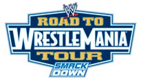 FREE WWE Smackdown: Road To Wrestle presale code for event tickets.