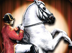 World Famous Lipizzaner Stallions Tickets