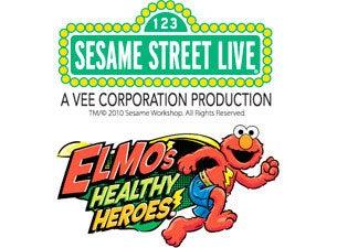 Sesame Street Live : Elmo's Healthy HeroesTickets
