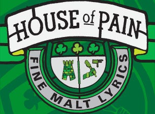House of Pain Tickets