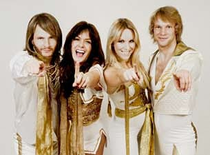 The Music of Abba Tickets