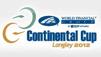 Continental Cup Tickets
