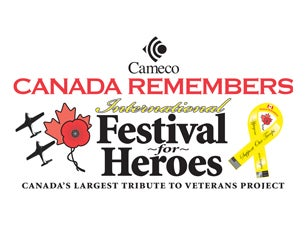 Cameco Canada Remembers International Festival for Heroes Tickets