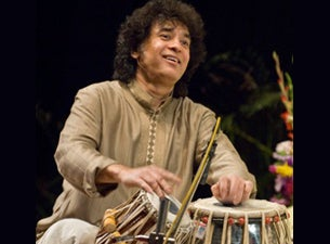 Zakir Hussain Tickets