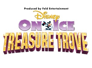 Disney On Ice: Treasure Trove Tickets