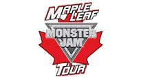 Maple Leaf Monster Jam Tour discount offer for event tickets in Edmonton, AB (Rexall Place)