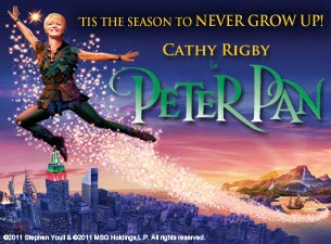 Peter Pan Starring Cathy RigbyTickets