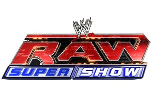 WWE Raw Live Tickets