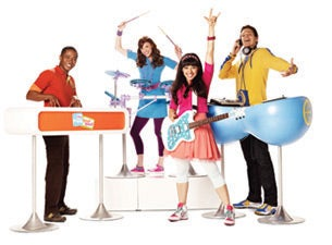 Fresh Beat Band Tickets
