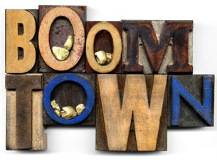 Cirque Mechanics: Boom Town Tickets