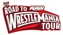WWE Raw: Road to Wrestlemania presale code for early tickets in Toronto